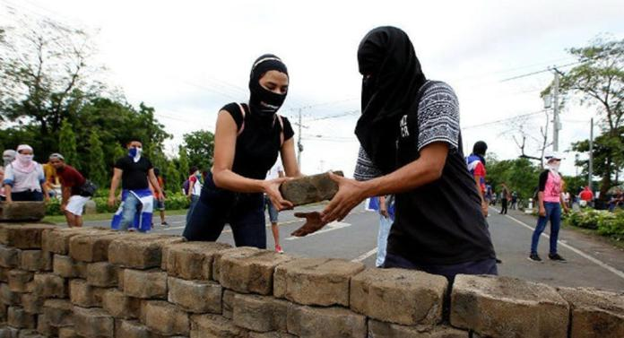 Nicaragua's Death Toll Climbs To 285; 1,500 Injured, 156 Missing