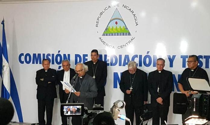 Ortega, Bishops Talk But Fails To Reboot Dialogue