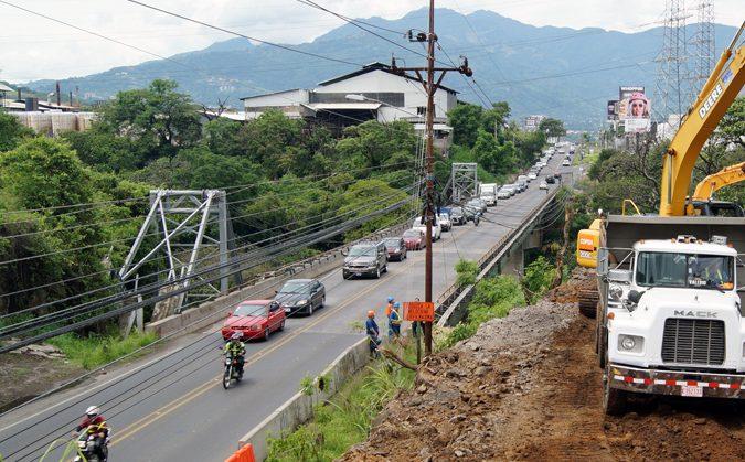 Lindora – Belen Bridge Closed Nightly To June 17