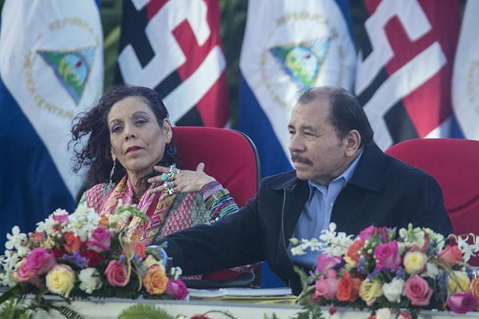 OAS Seeks A Sentence for Daniel Ortega and Rosario Murillo