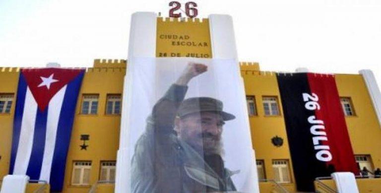 Cuba celebrates National Rebellion Day