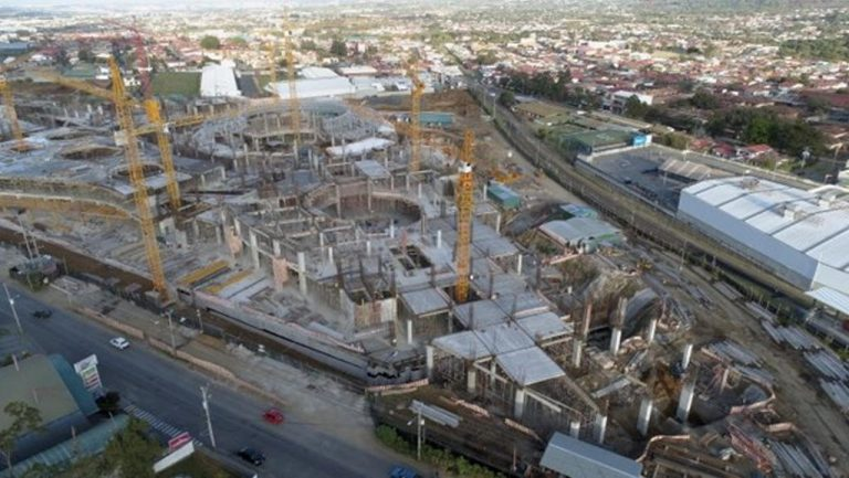 Strong Rebound in Construction Boosts Costa Rica's economy