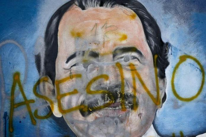 Editorial: Daniel Ortega, the Butcher of Nicaragua