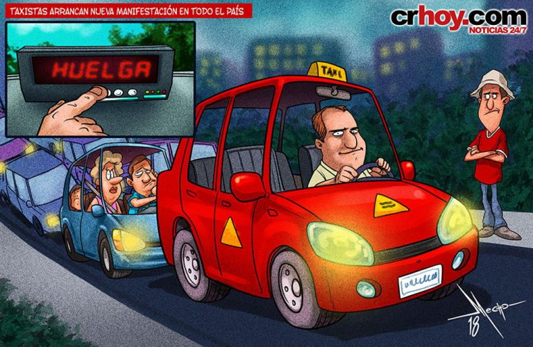 Taxi Drivers Have Their Day