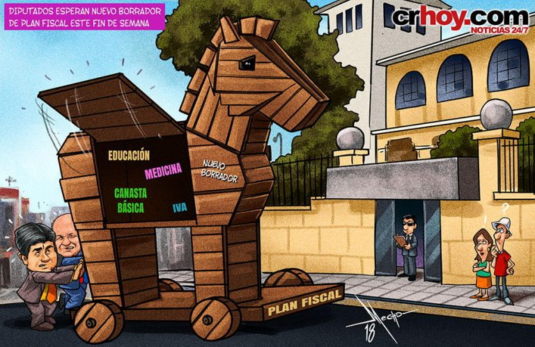 """The """"Trojan Horse"""" Of The Plan Fiscal!"""