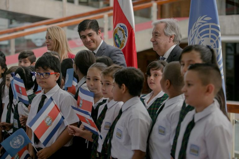Costa Rica Joins Other 11 Latin America Countries In Demand For The Immediate End Of Violence In Nicaragua