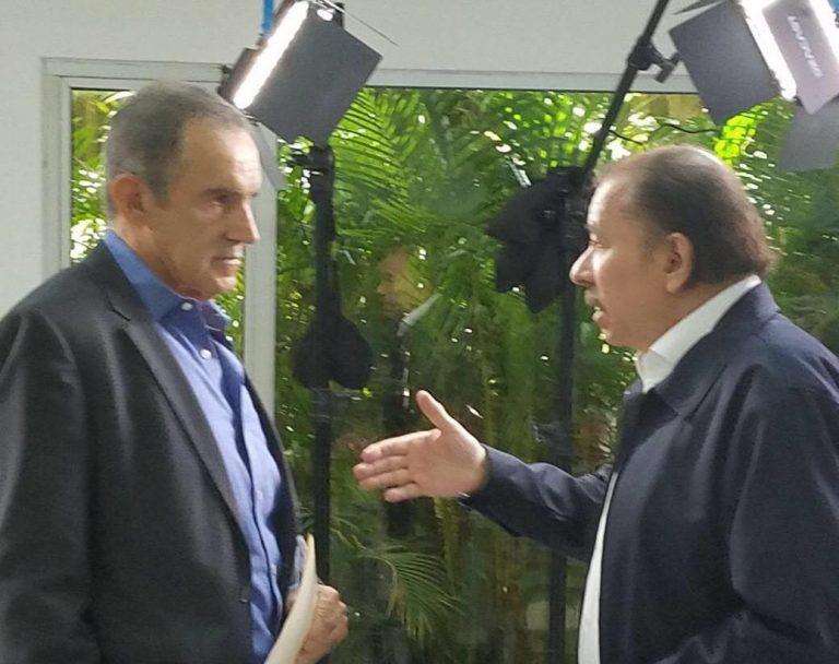 Ortega opens possibility of referendum