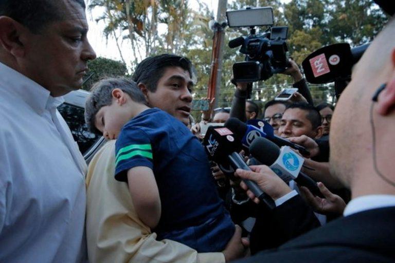 President Carlos Takes A Break Politics