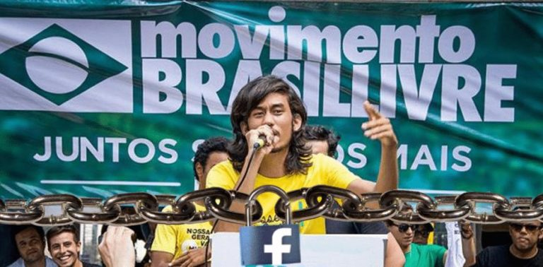 Brazil: Facebook Censors Pages and Profiles of Libertarian Political Party