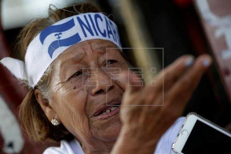Nicaraguan Elderly Ready to Die in the Fight Against Daniel Ortega