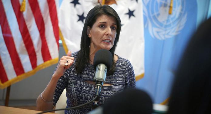 """US Ambassador before the UN: """"There have been more innocent people killed by Ortega in Nicaragua than by Maduro in Venezuela"""""""