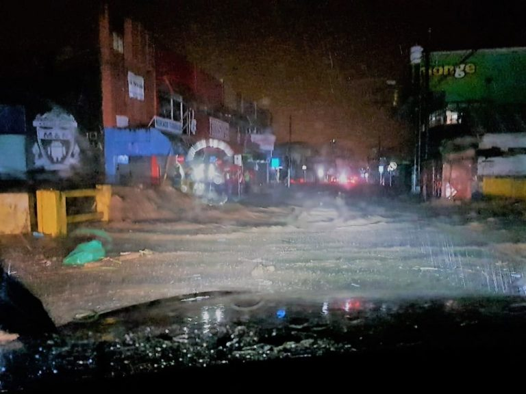 The Heavy Rains Of Friday Night (Photos)