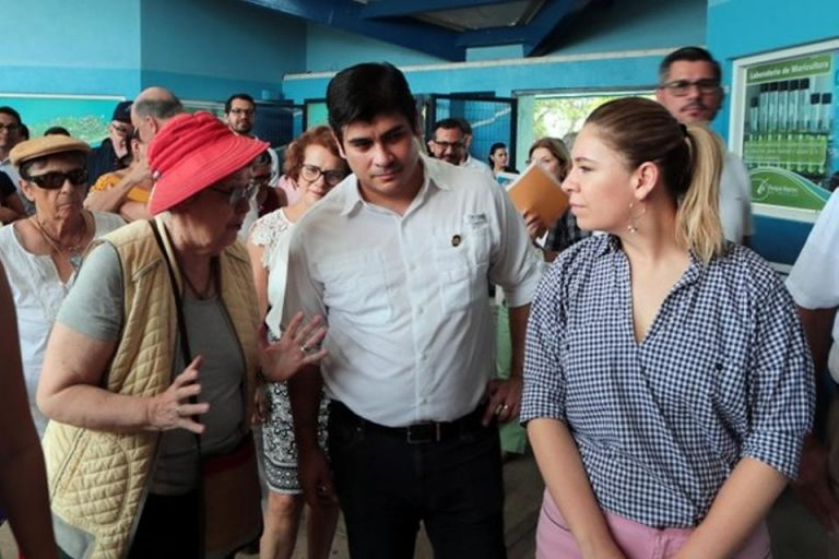 Carlos Alvarado: Government 'will not be embarrassed' to adopt some tax proposals of the unions