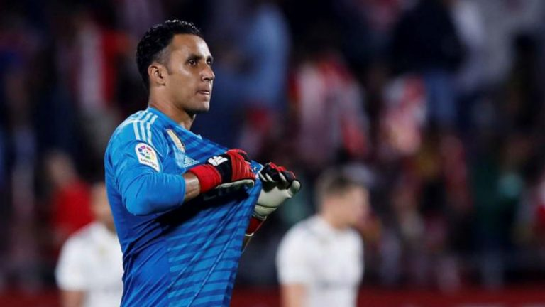 Keylor Navas left out of Costa Rica squad as he focuses on Thibaut Courtois battle