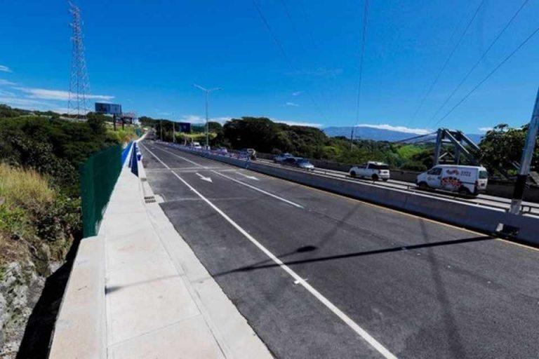 MOPT Inaugurated Lindora Bridge