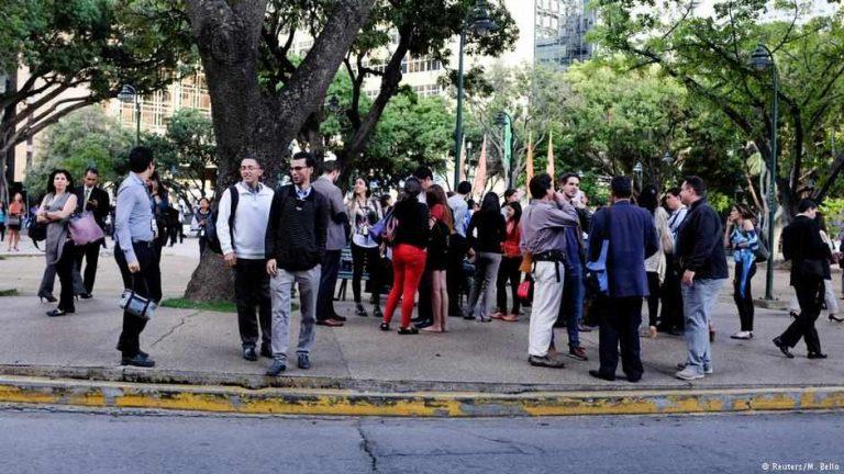 7.3 Earthquake Hits Venezuela; Caracas Being Evacuated