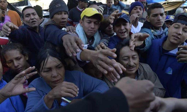 More than half a million Venezuelans fled to Ecuador this year, UN says