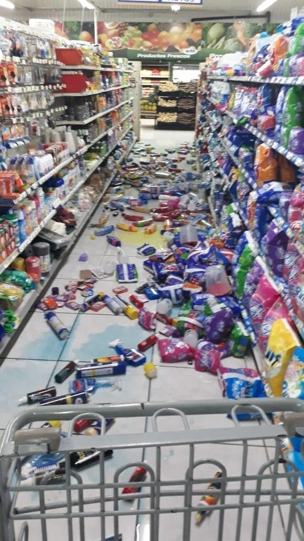6.1 Quake Shakes Costa Rica