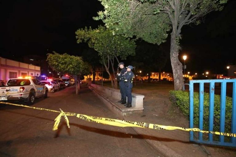 La Merced Park closed indefinitely after xenophobic demonstrations