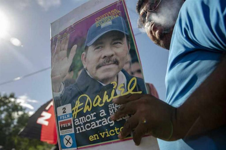"""Ortega prescribes """"road of hell"""" to the people who rose against him"""
