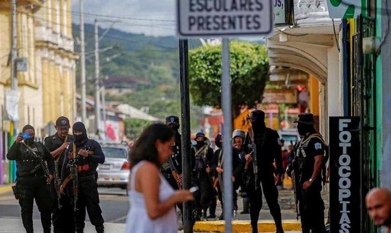 Police prevent international press access in Masaya