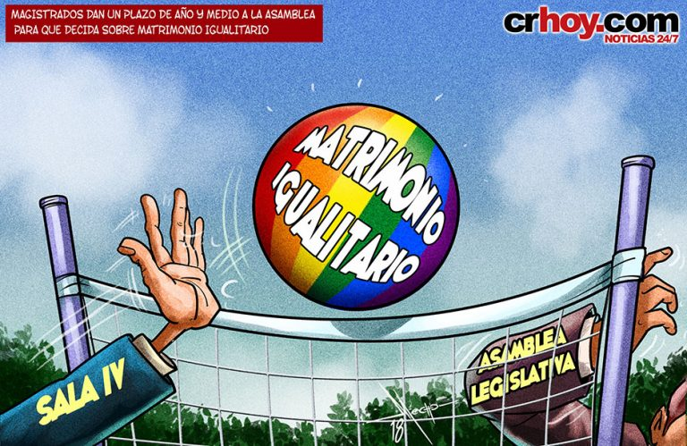 Constitutional Court Passes The Ball On Same-Sex Marriage
