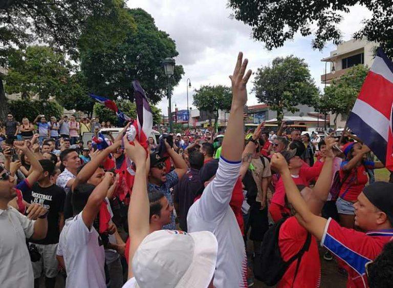 44 arrested for xenophobic attacks against Nicaraguans in San José