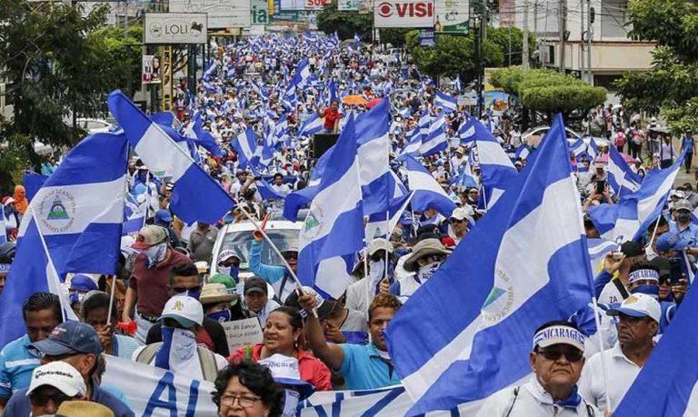 Oscar Arias: Nicaragua Will Be Free Again