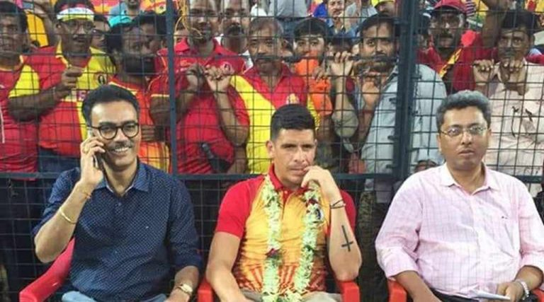 East Bengal Had The Resources To Buy Johnny Acosta, But Couldn't Arrange For An Interpreter