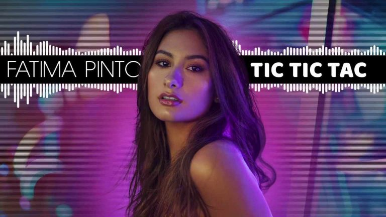 Fátima Pinto Releases 'Tic Tic Tac', Her First Song in Spanish