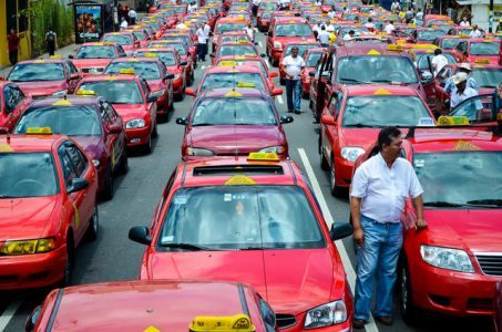 Aresep in the process of developing an application for taxi drivers