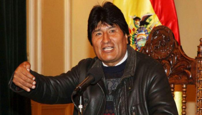 Bolivian president says U.S. is real global threat, not Venezuela