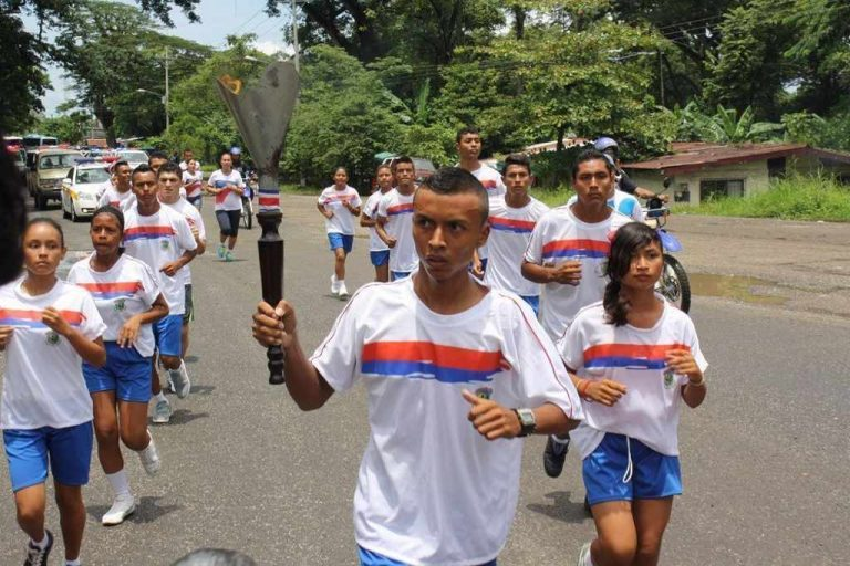 Independence Torch Ceremony To Be in La Cruz