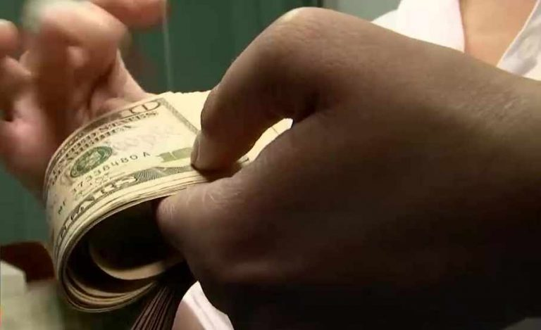 U.S. Dollar Exchange Pushes Past ¢590