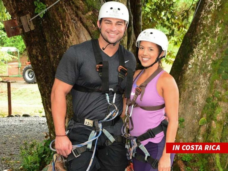 Dumped in Paradise: 'The Proposal' 1st Couple to Get Engaged Split While In Costa Rica!