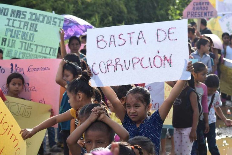 Guatemala Independence Marked by Calls for Morales to Resign