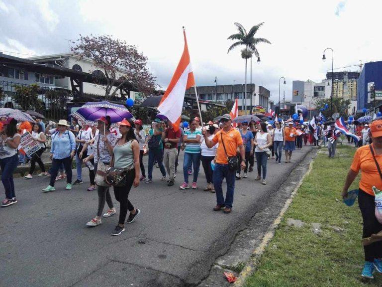 Strike Will Take On Avenida Segunda Today
