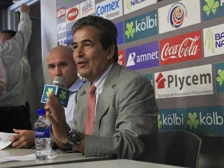 """Pinto """"Out"""" To Coach Costa Rica's National Team, La Sele"""