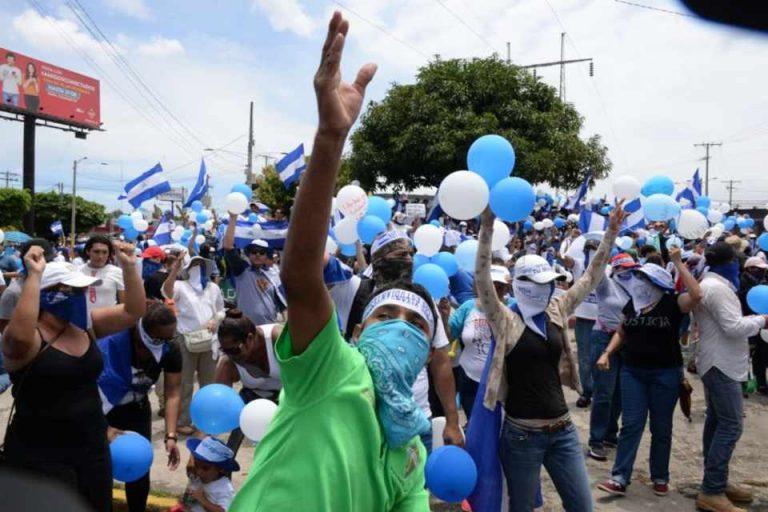 """""""Globol Terrorism"""" in Nicaragua"""