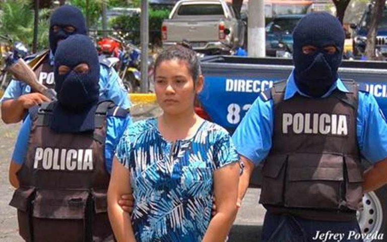 Nicaragua's Female Political Prisoners Suffer Inhumane Conditions