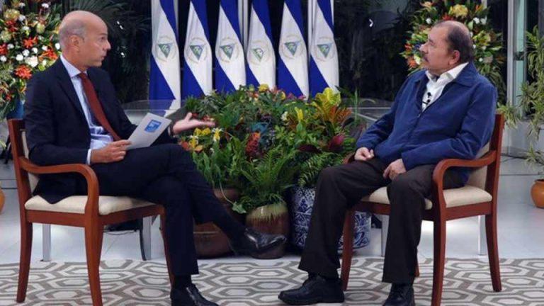 Ortega says 'ready to meet Trump'