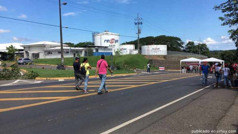 Recope Workers To Be Back At Work On Thursday