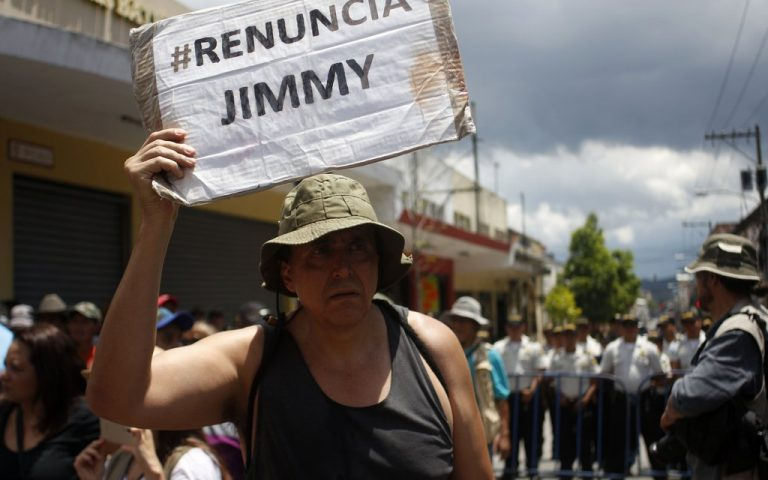 Guatemalan president lashes out at UN investigator before world body