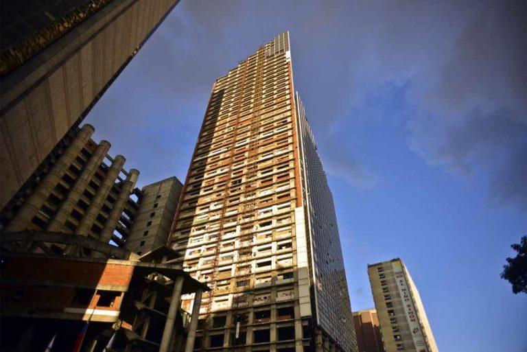 Venezuela's Torre David: From Vertical Slum To Ghost Tower