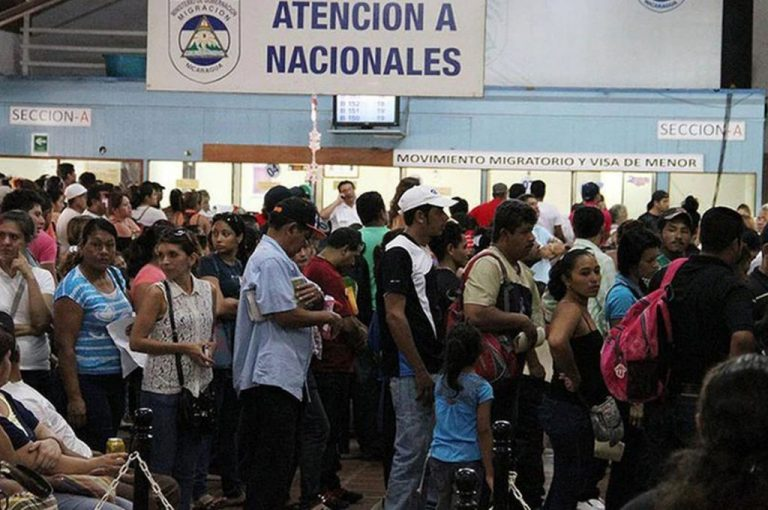 30,000 Nicaraguans Fled to Costa Rica In Six Months