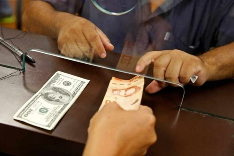 Central Bank has used $1.1 billion of reserves to avoid abrupt increases in the price of the dollar