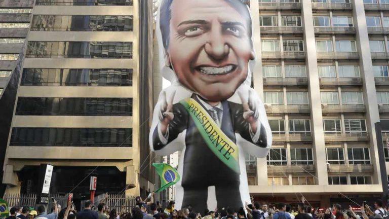 Fascist? Populist? Debate Over Describing Brazil's Bolsonaro