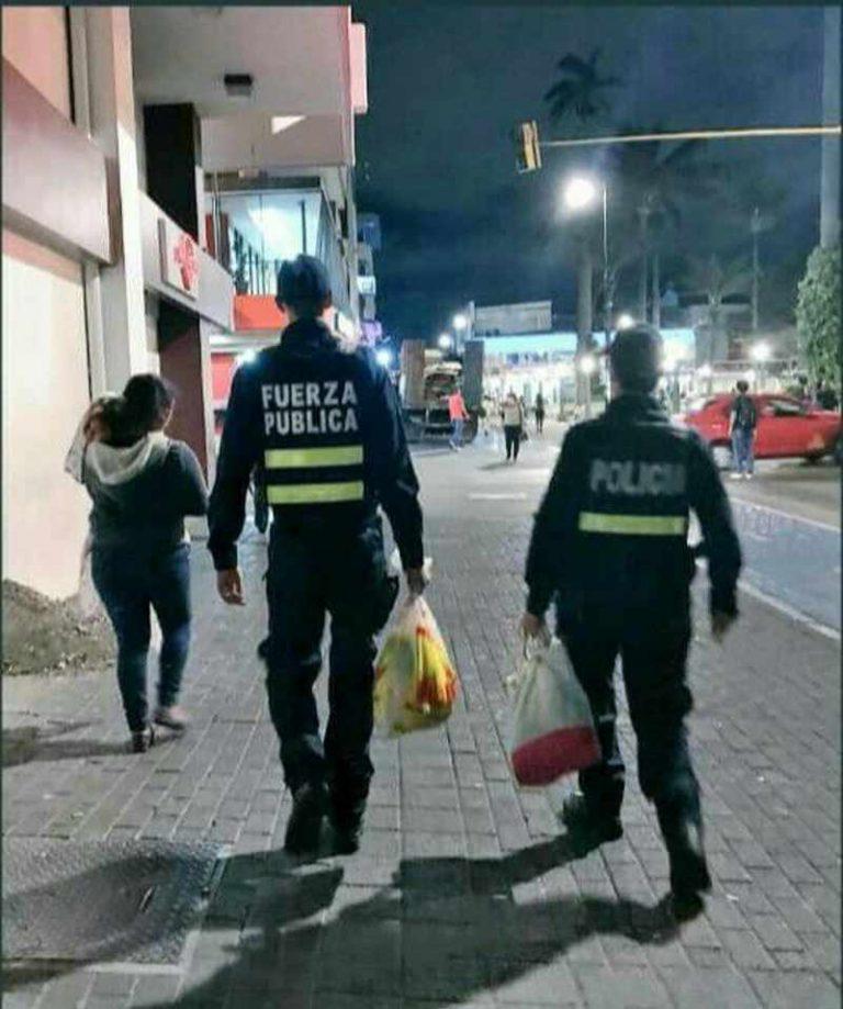 The Feared Fuerza Pública (National Police) of Costa Rica