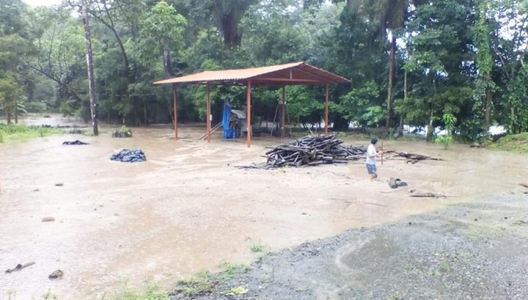 2,793 people are in 29 shelters from the storm that affects Costa Rica since Wednesday