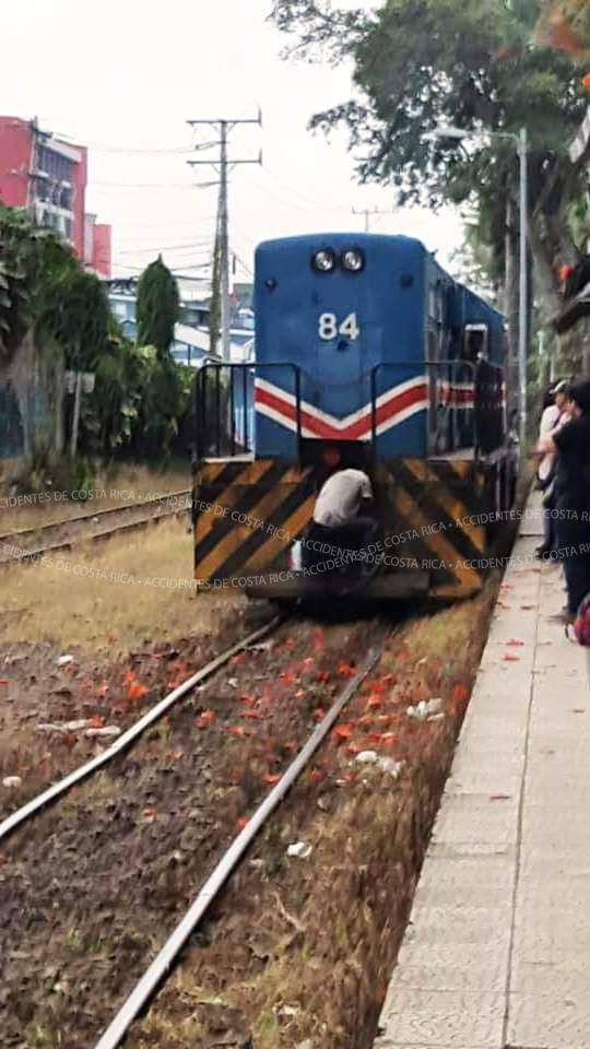 A New Meaning To Taking The Train In Costa Rica